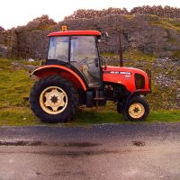 Tractor by jpwplus