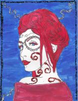 Red Woman by Lalagirlinlalaland