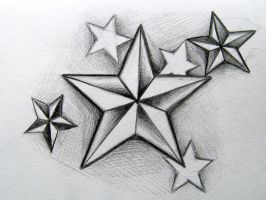 newest star design by WillemXSM