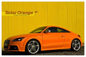 Solar Orange v1 by yiria