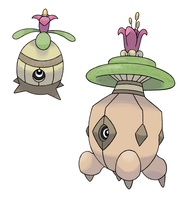 Baobab Pokemon by JoshKH92