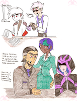 TFCC: Board Meeting by KPenDragon