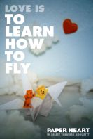 Love is to Learn How to Fly by F1yMordecai