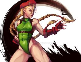 Cammy by midnazora