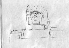 Old - Megatron by agentsniper