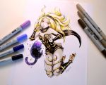 Kat from Gravity Rush by Lighane
