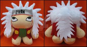 Jiraiya Chao by A-chan--Creations