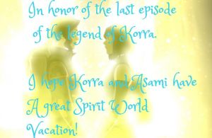 The Legend of Korra last episode :'( by Rogerdodger2020