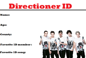 Directioner ID by DirectionForLyfe