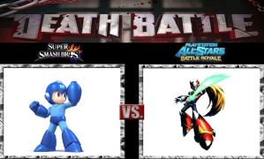 Death Battle Megaman vs Zero by Werewolf-Hero
