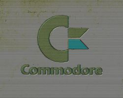 Commodore 64 Background by lumination