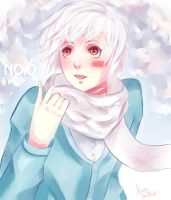 No.6 - Shion by kittysophie