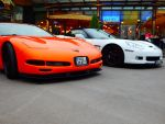 Chilling Vettes by Schu81