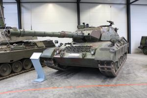 Leopard 1 A5 by Liam2010