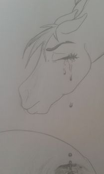 If tears could talk, mine would say help by mistsoul777