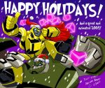 Happy Animated Holidays by MarceloMatere