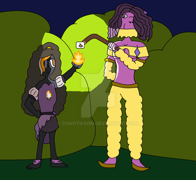 LDC Outfit Swap Contest Entry (Sphalerite) by chaoticson