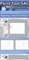 SAI - Painting tutorial by Autumn-Sacura