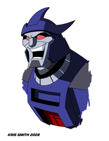Crazy Galvatron is Crazy by KrisSmithDW