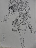 Kary, Turn into...LINK! by Pz-crew
