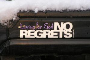 No Regrets by mttomimages
