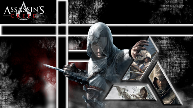Assassin's Creed - Abstergo (PS3-Desktop) by KArt1979