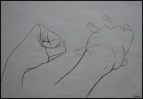 Drawing-sketches2 by Ennete
