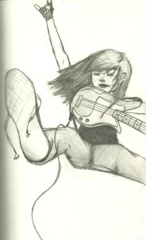 Girls Can Rock by OnlyGingerWithASoul