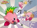 kirby Mike by Blopa1987
