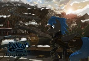 Allegiances Cover by Sw1tchbl4de