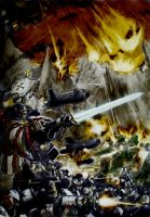 BlackTemplar's Colored by MrDue