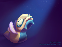 POKEDDEX: Dunsparce bein' lonely by Reptonic