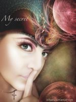 My secret by irinama