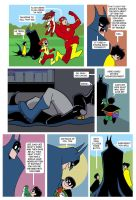 Rivalry Page Thirty-one by The-BlackCat