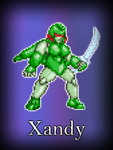 Request #14: Xandy by saturnthereploid