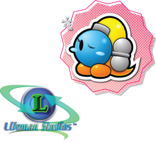 Sapphire the Bob-Omb - 2013 Revamp by DPghoastmaniac2