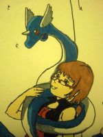 Me and the Pokemon, Dragonair by TwinPage
