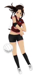 Philippines: Volleyball by ExelionStar
