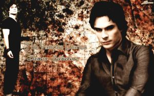 The Vampire Diaries - Damon by Lauren452