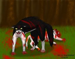 Pack Pack, Kill Kill by Brambleleaf