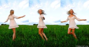 She danced one summer by Elfvingphotography