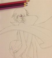 Lelouch of the Rebellion by Phyo91