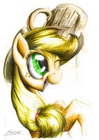 Another Applejack Edit. by PoniesInHats