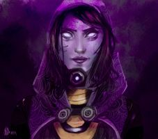 Tali'Zorah by Strawberry--Swing