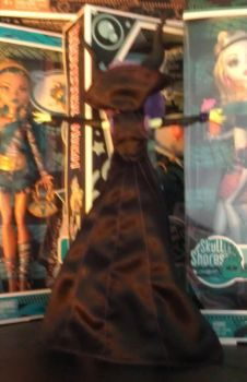 Monster High Maleficent doll (preview pic 2) by untamed-sylph