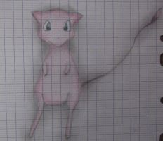 Mew by TheRirineMa