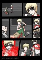 HS LC 7.5 - minicomic Dirk: Lose Hope by ChibiEdo