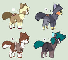 Cat Adopts [CLOSED] by Lalaloraa