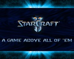 Starcraft 2 The Only by Darc1n