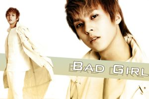 Dongwoon Bad Girl by flyxtoxheaven